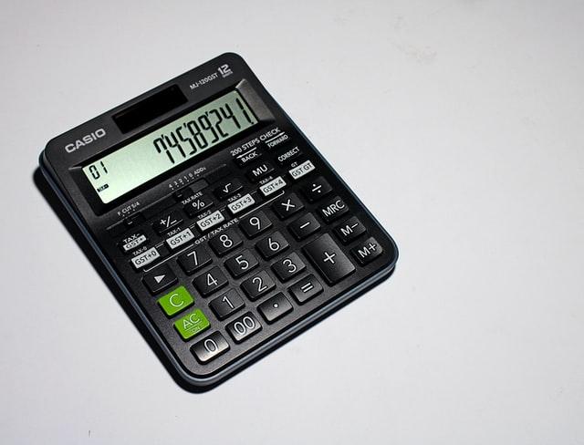 バーチャルウォーターの計算方法