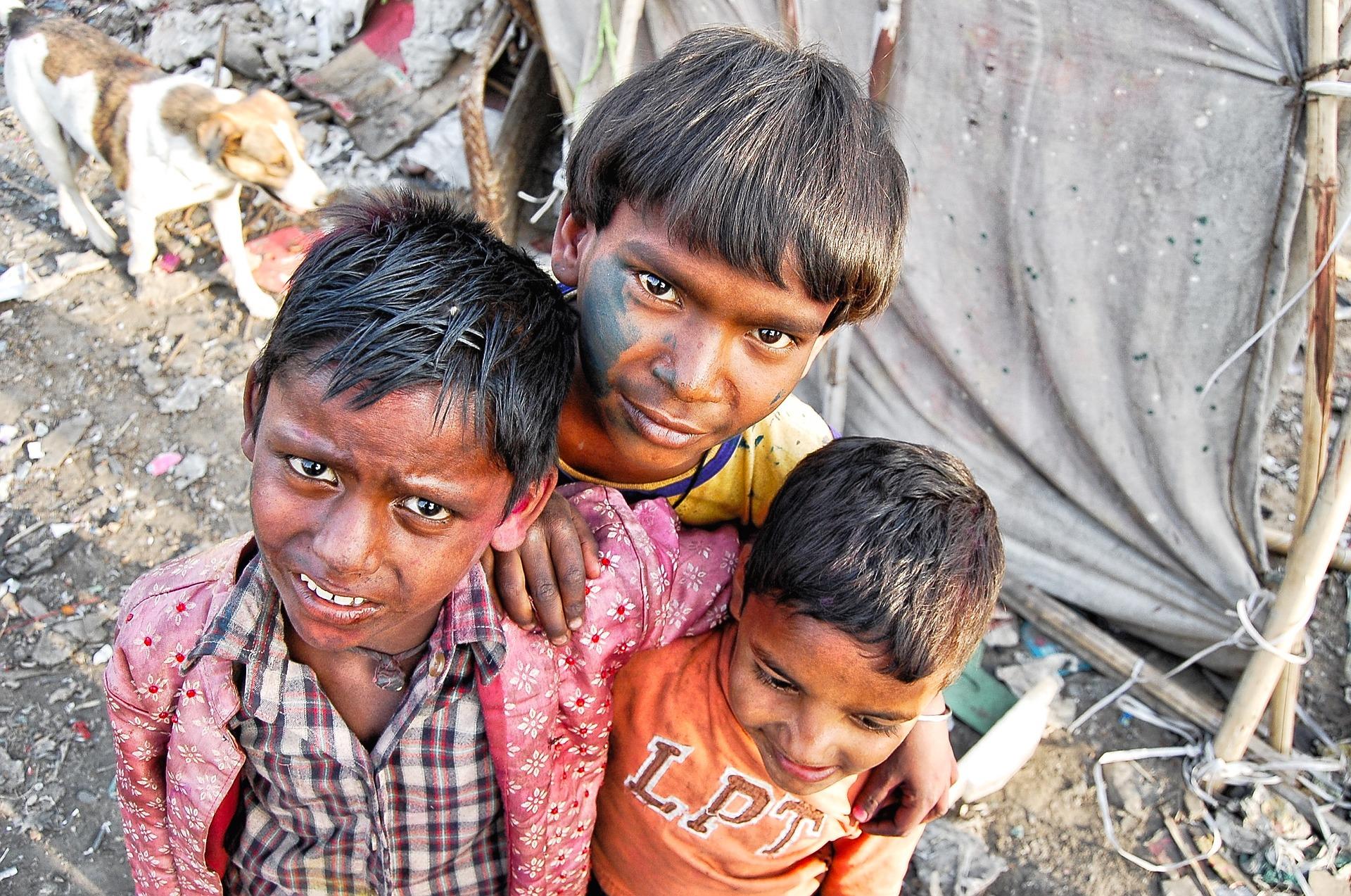 アジアでの飢餓が特に問題となっている国