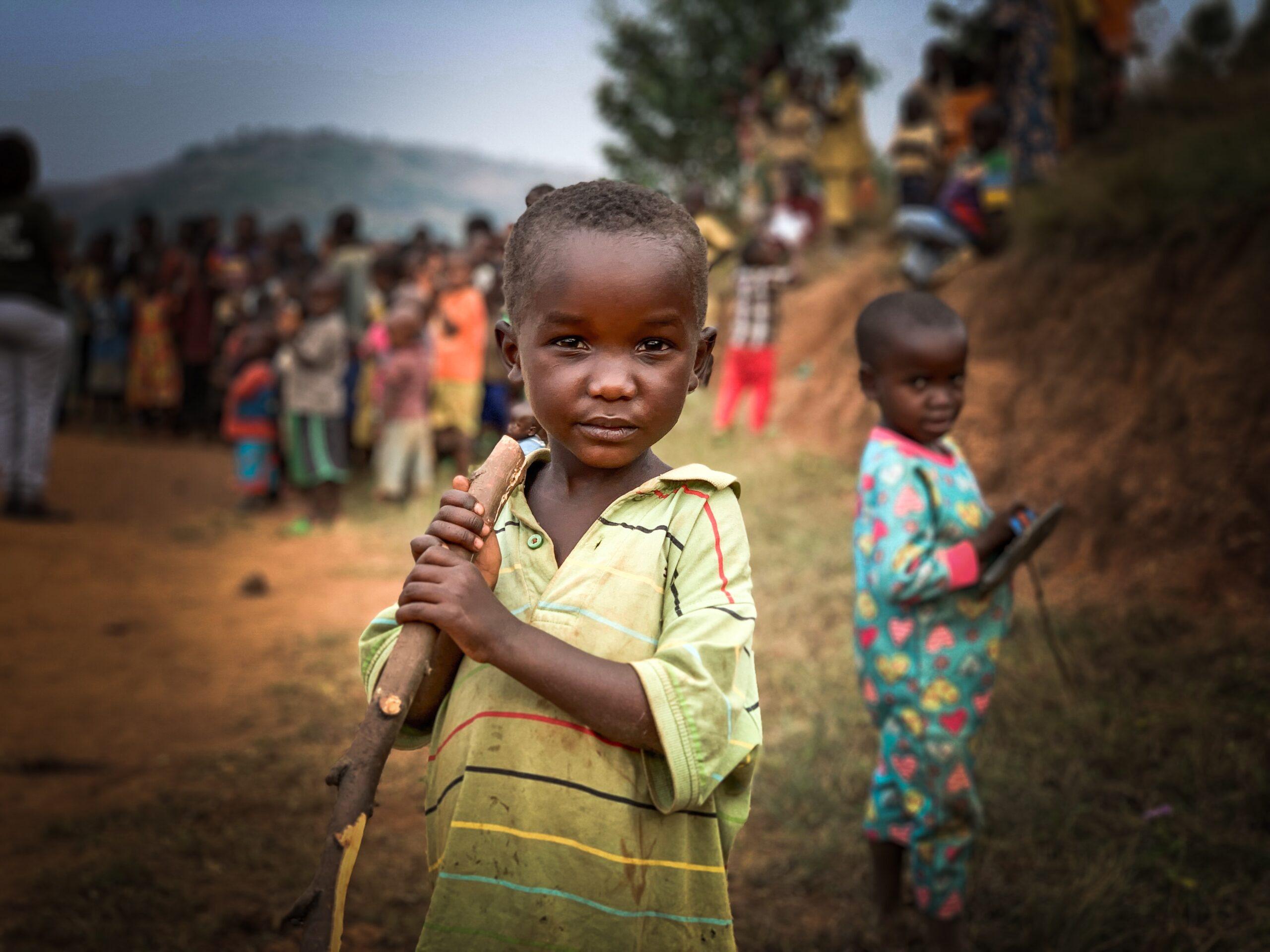 アフリカの医療問題を解決するために