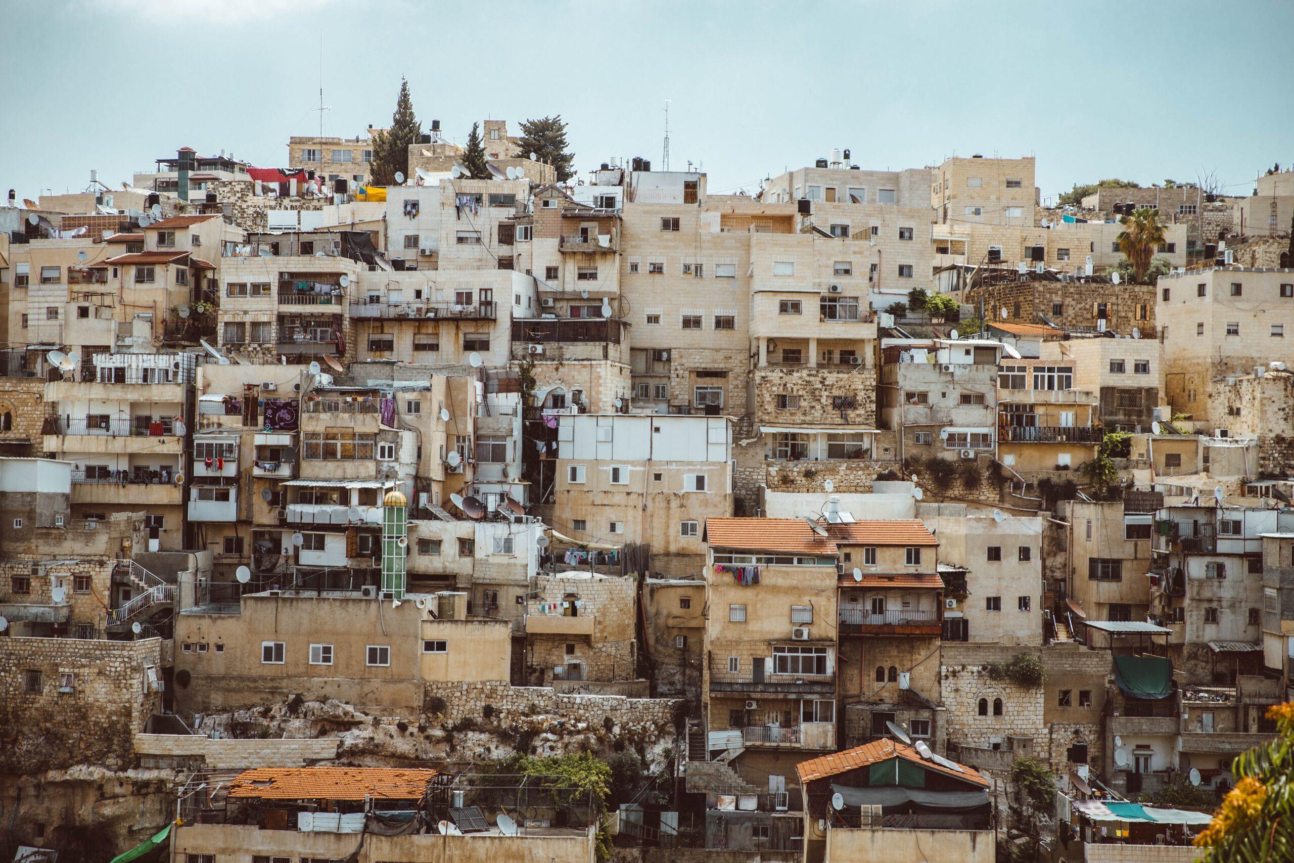 世界に点在するスラム街の実態