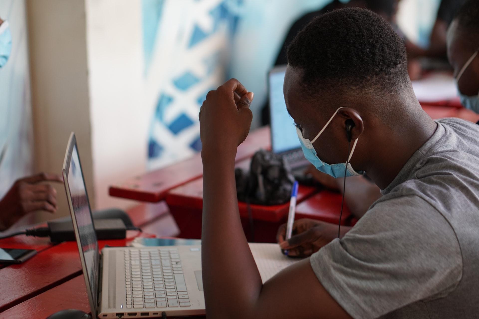 アフリカのインターネット普及率
