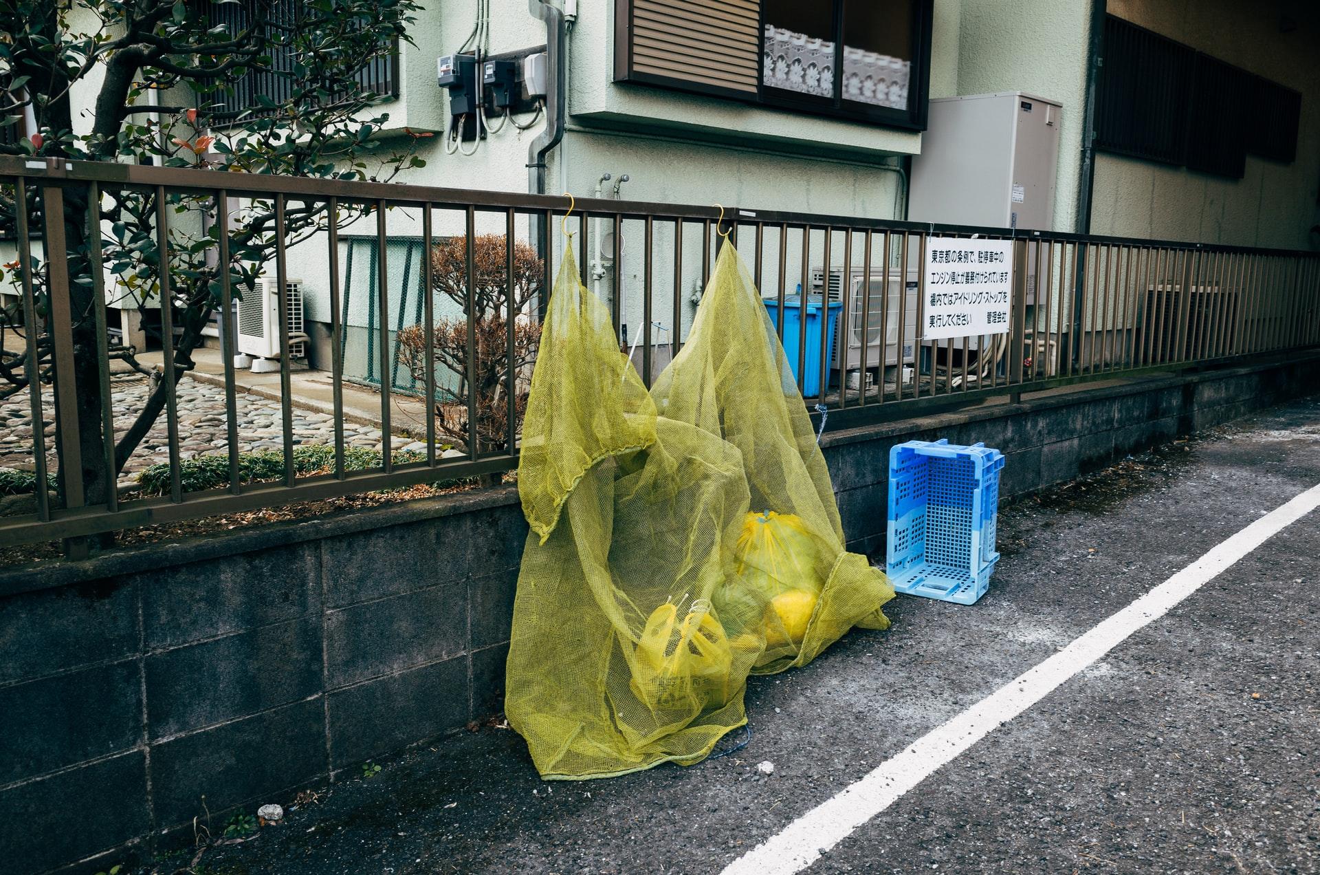 家庭や職場で出来るゴミ減量