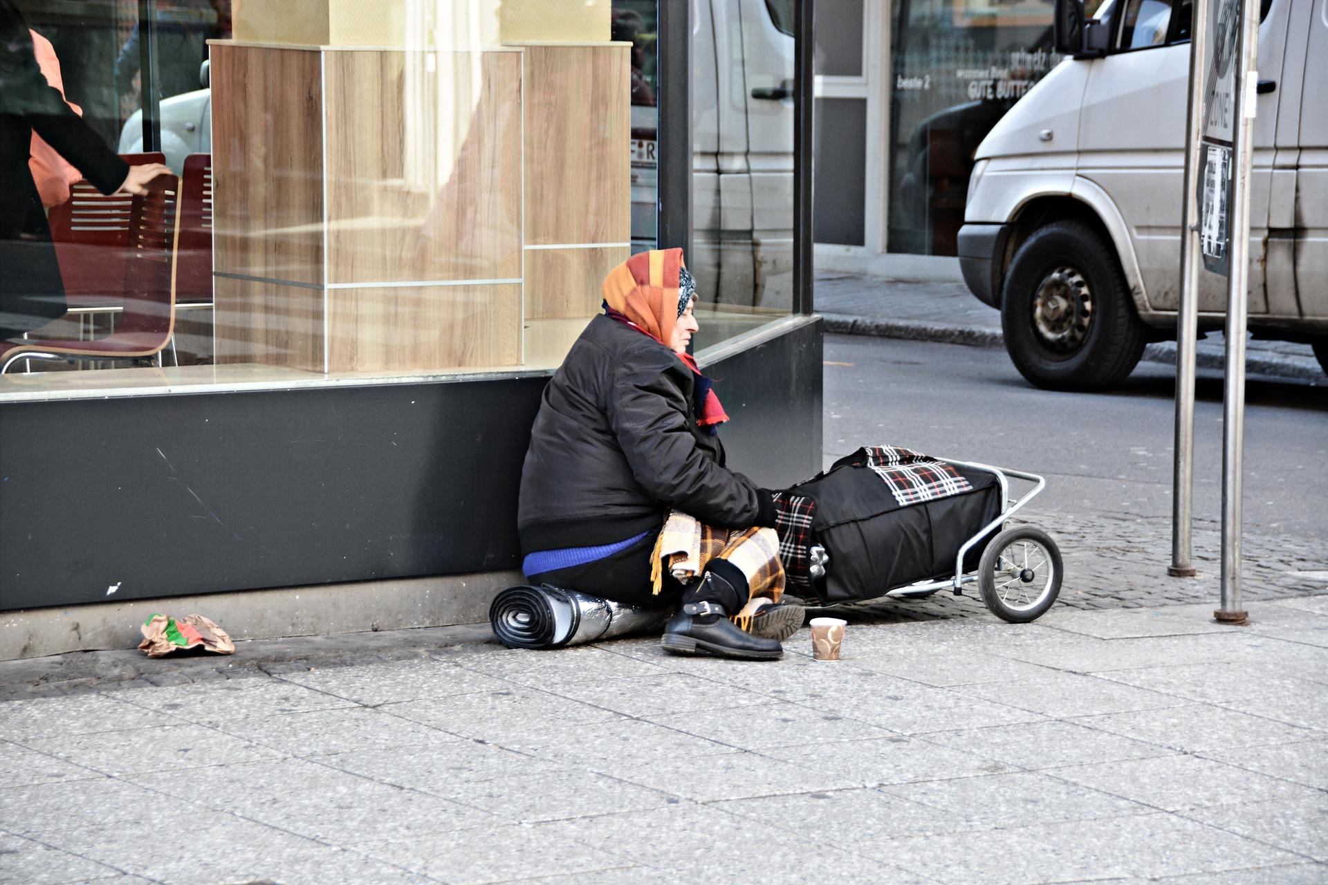 世界と日本の貧困の現状