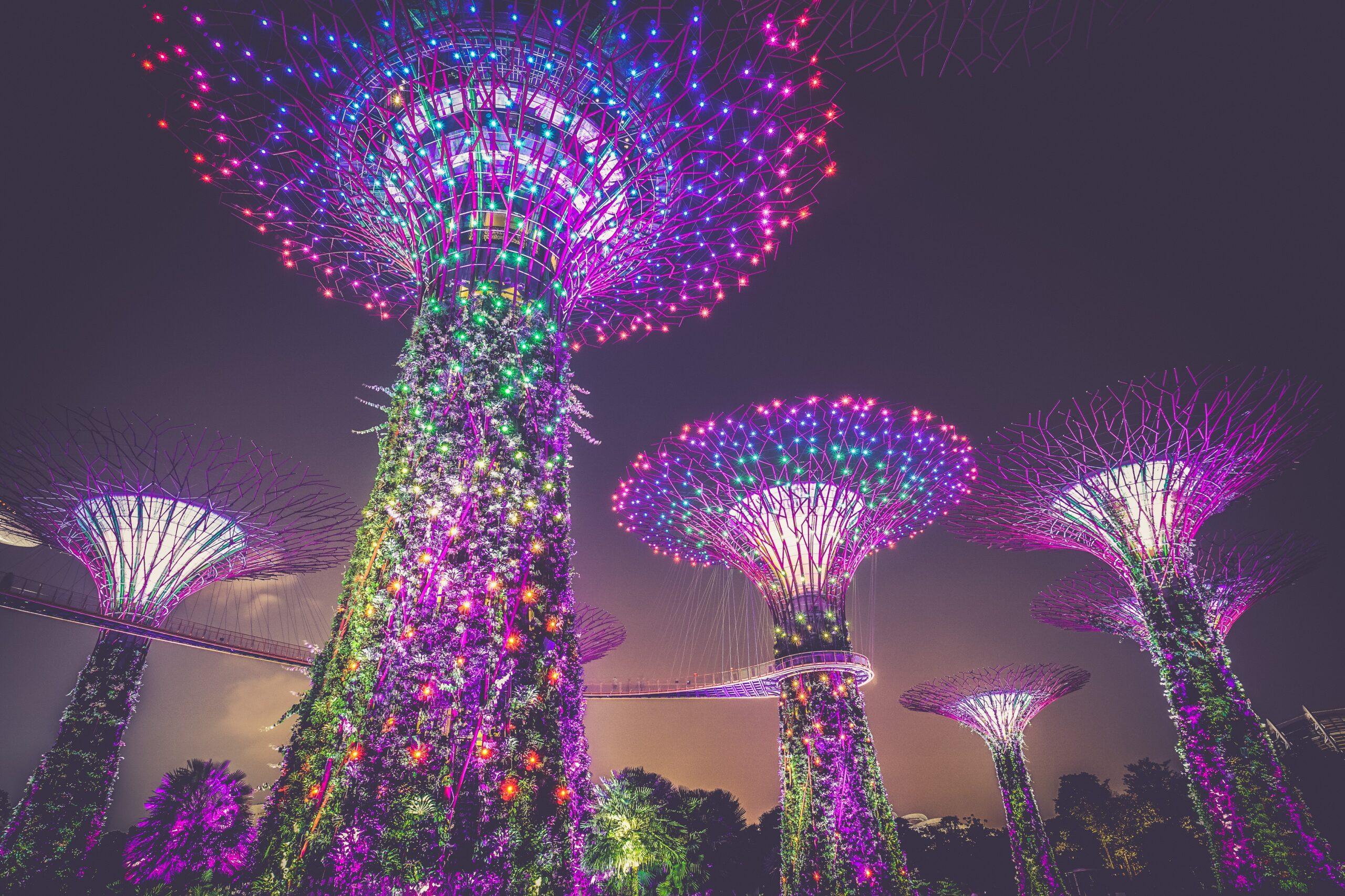 移民政策成功例 シンガポール