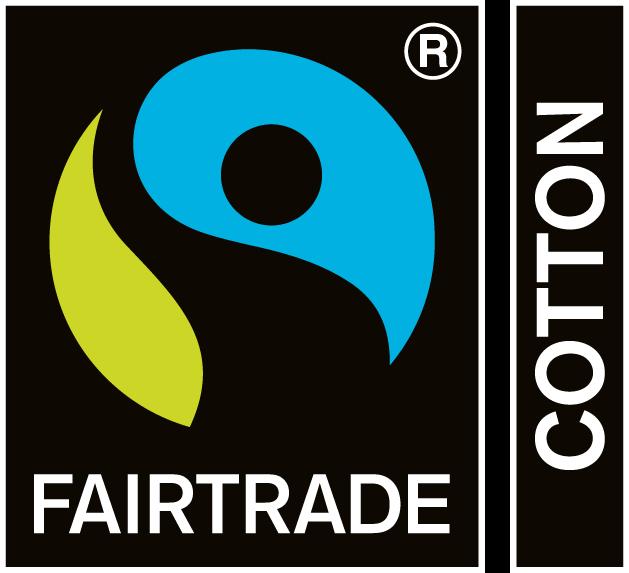 国際フェアトレード認証コットンラベル