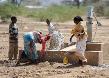 エチオピアが抱える水問題とは?恵まれた日本人ができること