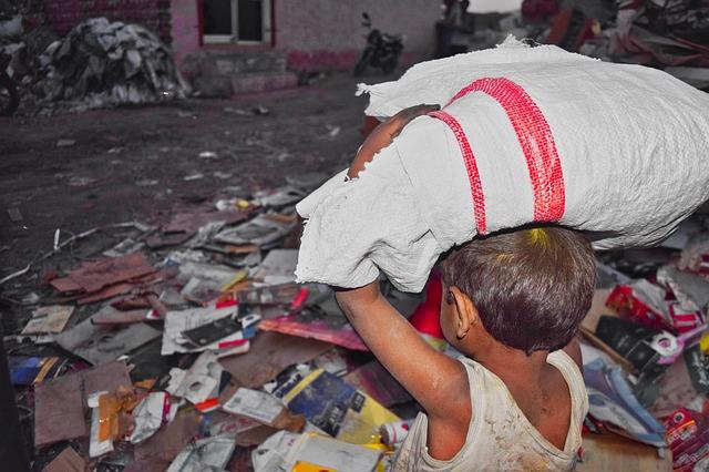 児童労働の実態について