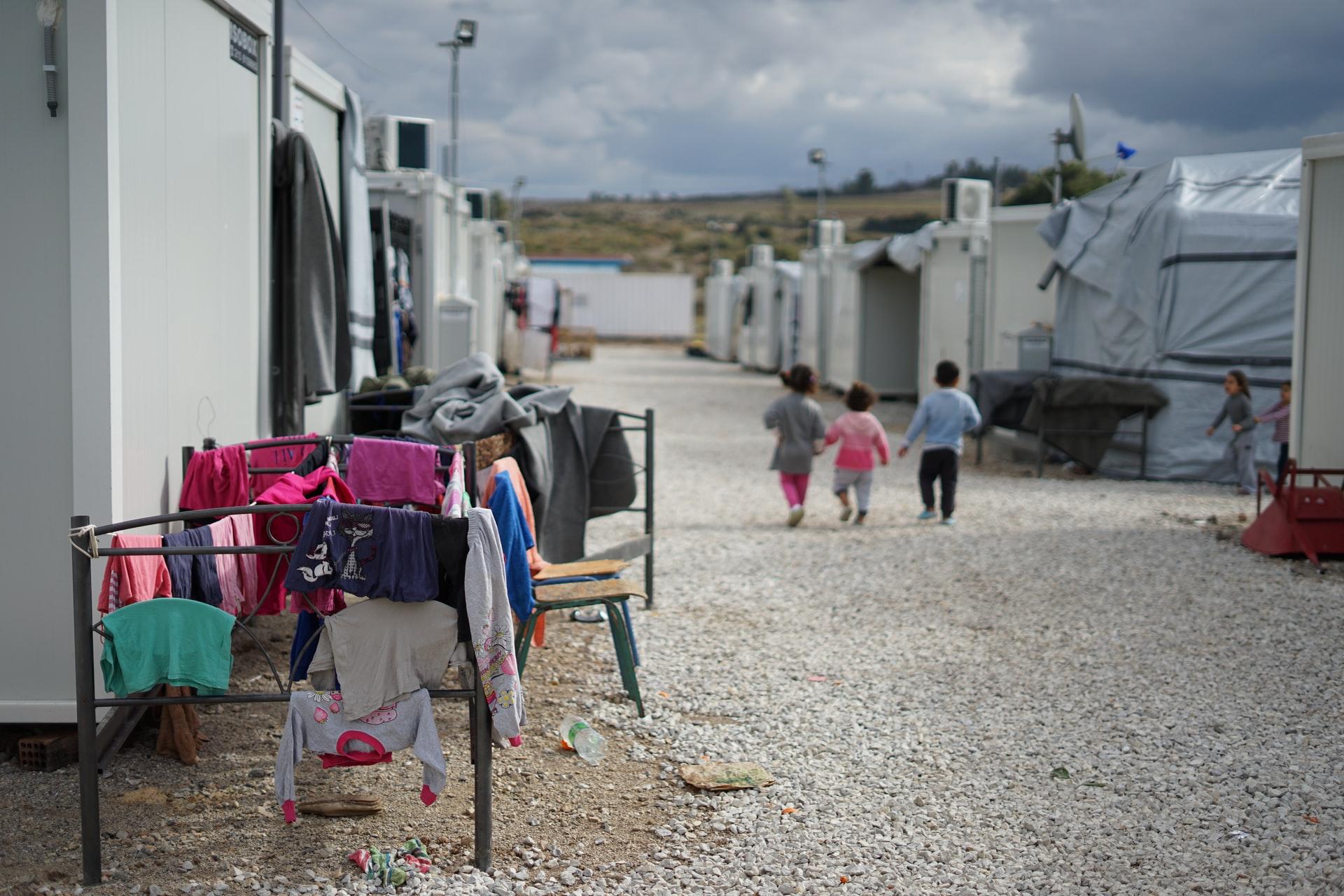 難民キャンプでの生活 支援の取り組み