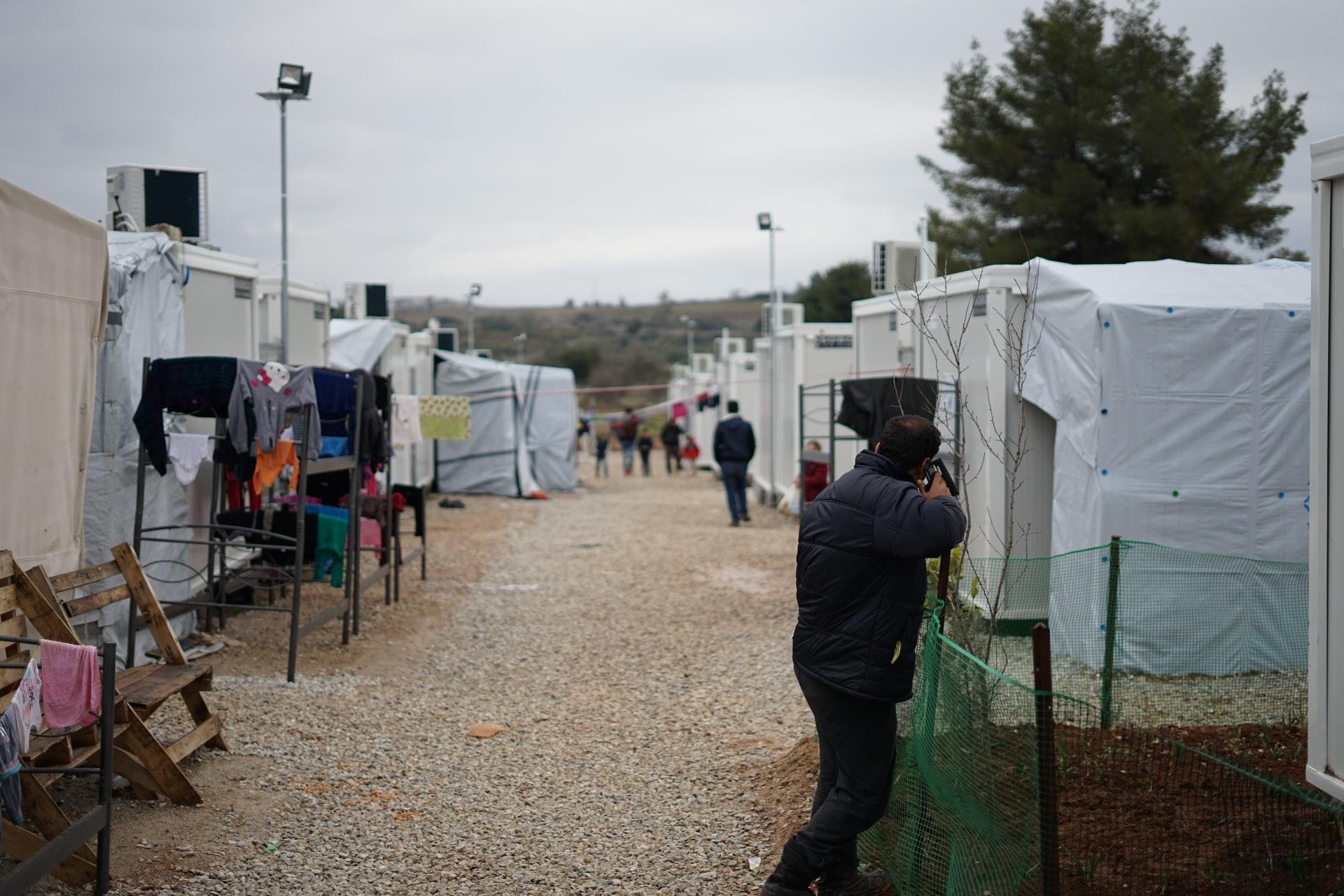 シリア難民の数は世界で最も多い