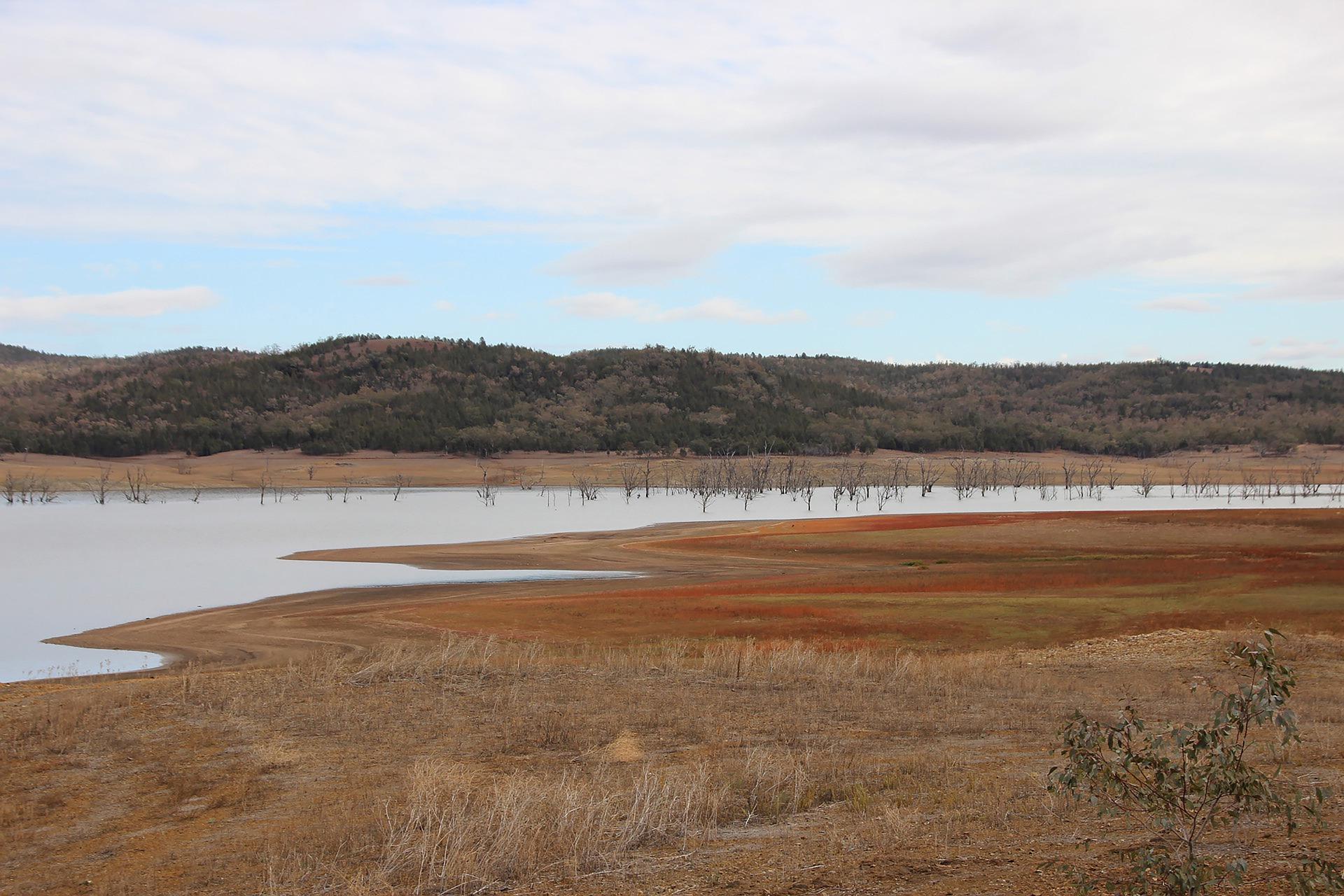 オーストラリアの干ばつについて
