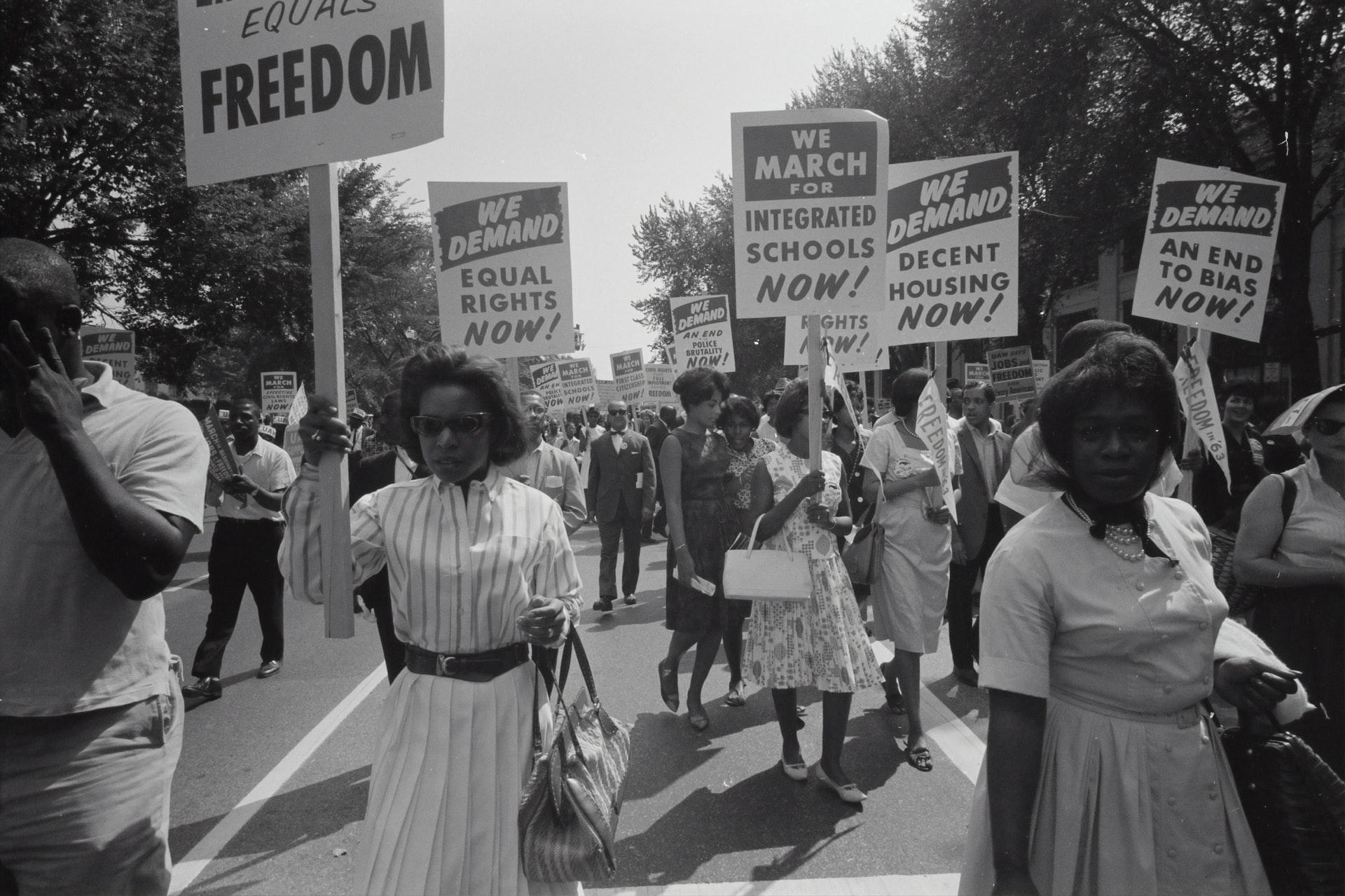 黒人差別の歴史