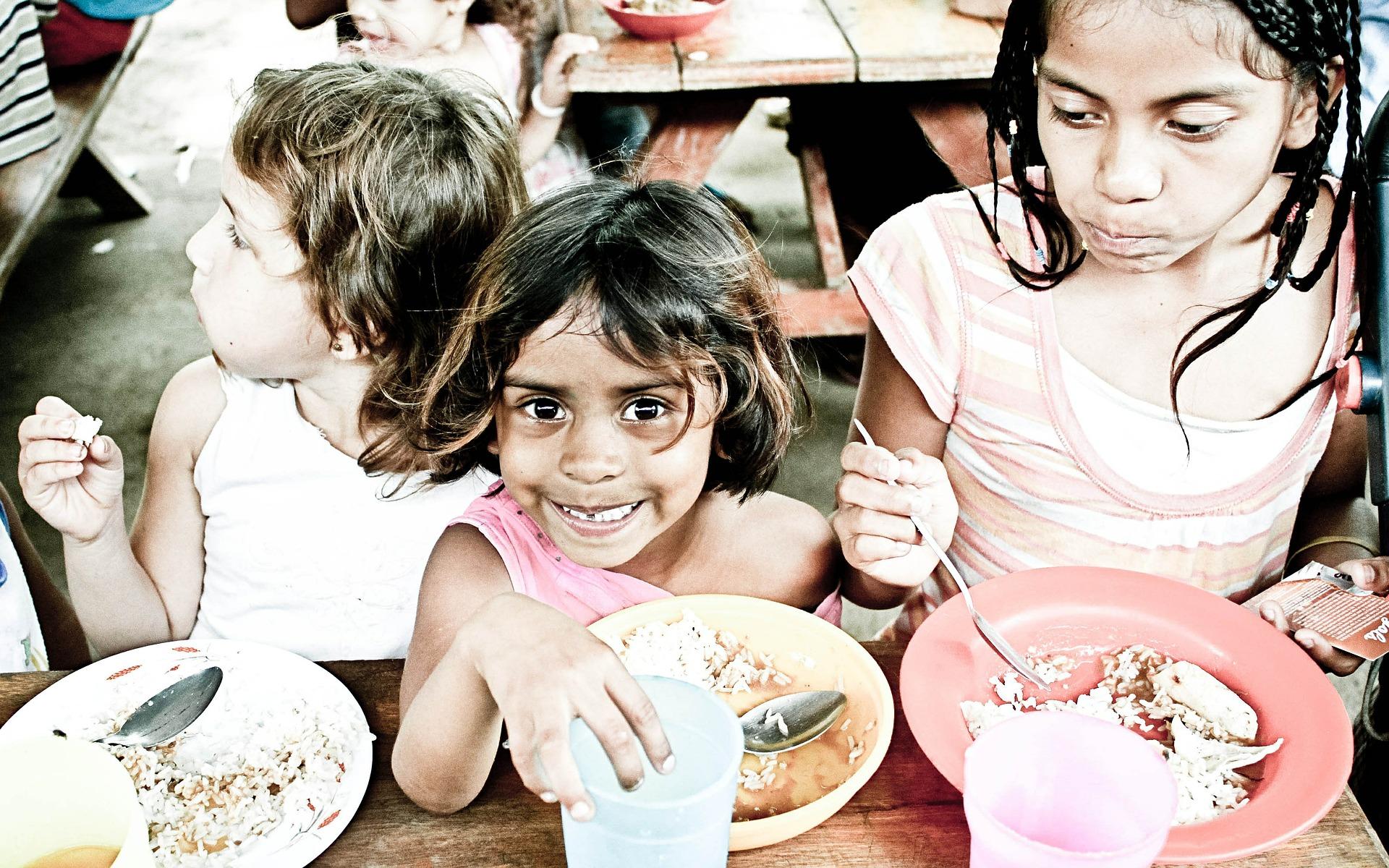 病気の原因を減らすために大切な栄養不良の改善