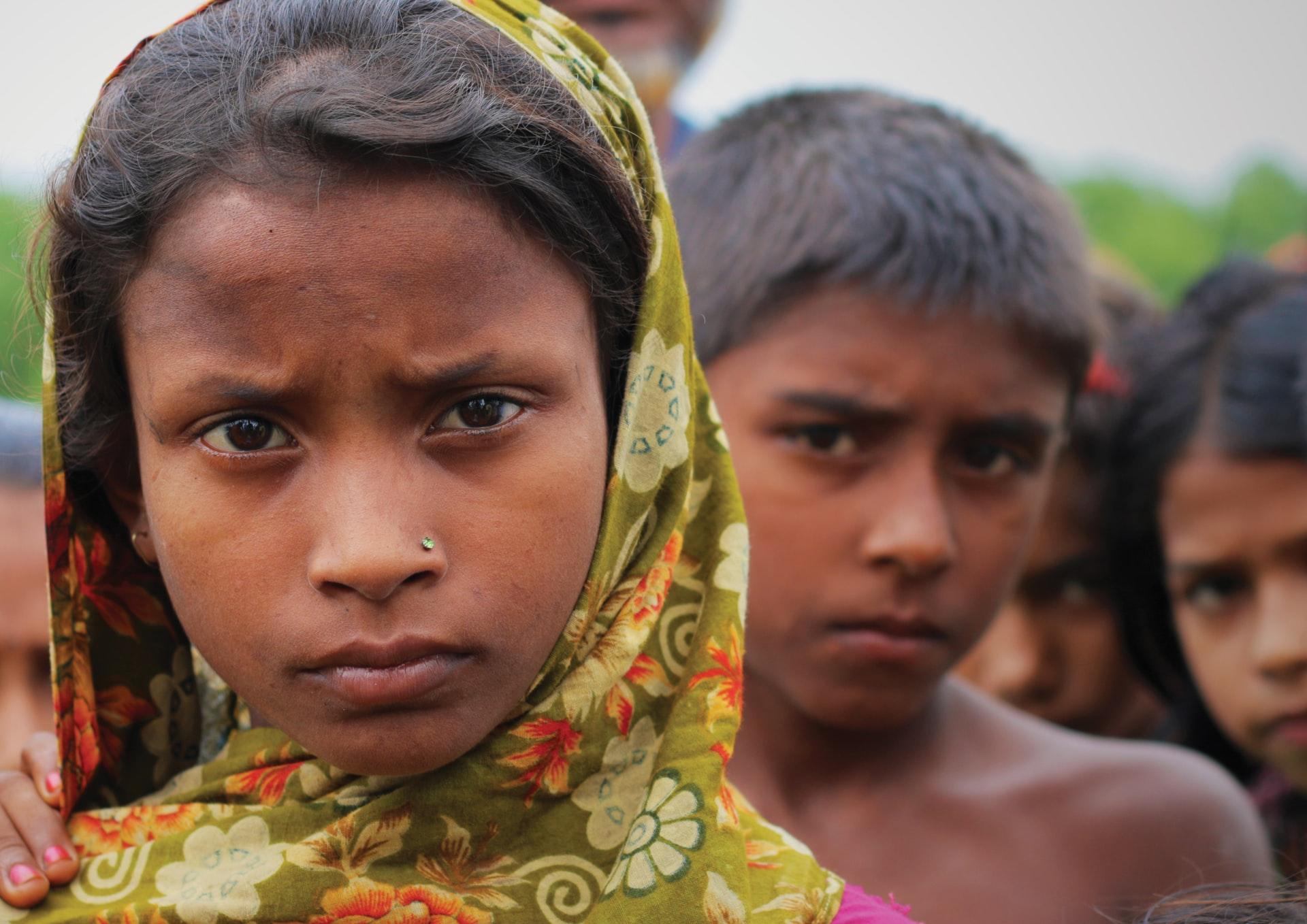 女児童労働の問題