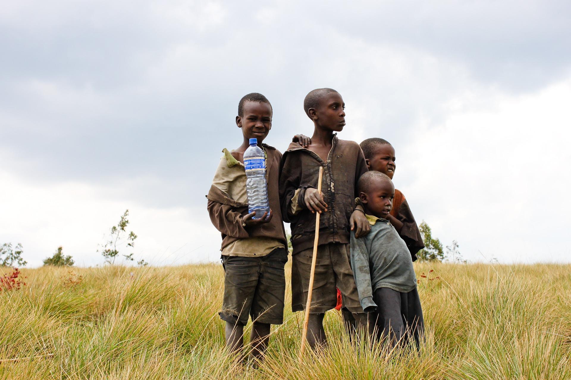 世界でおきている飢餓の問題