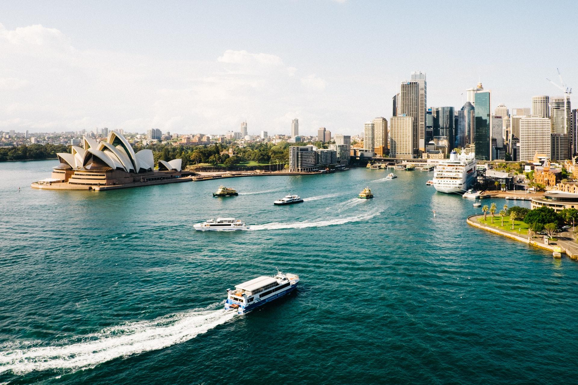 オーストラリア移民の人口