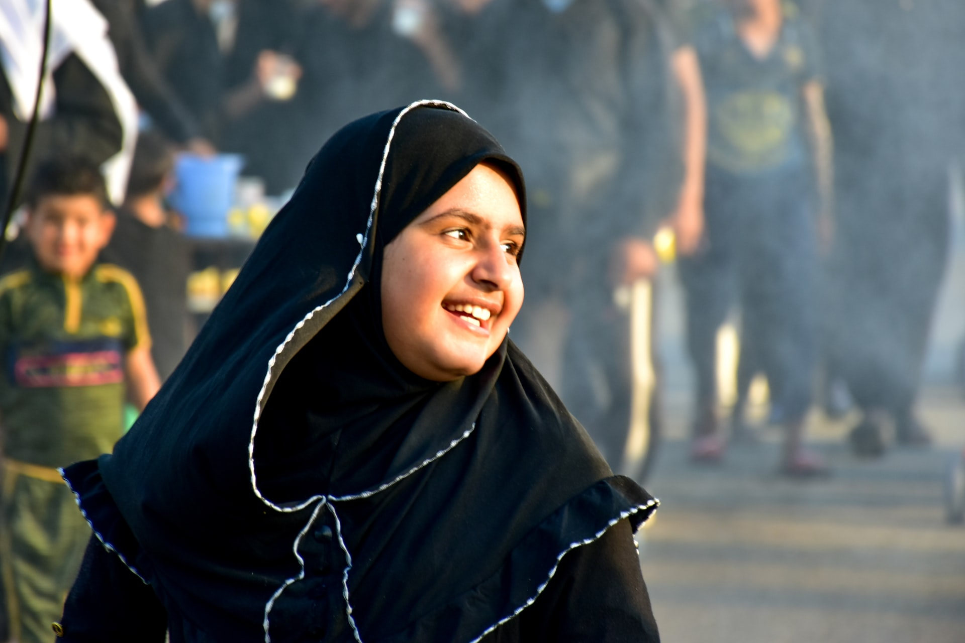 現在のイスラム教と女性の暮らし