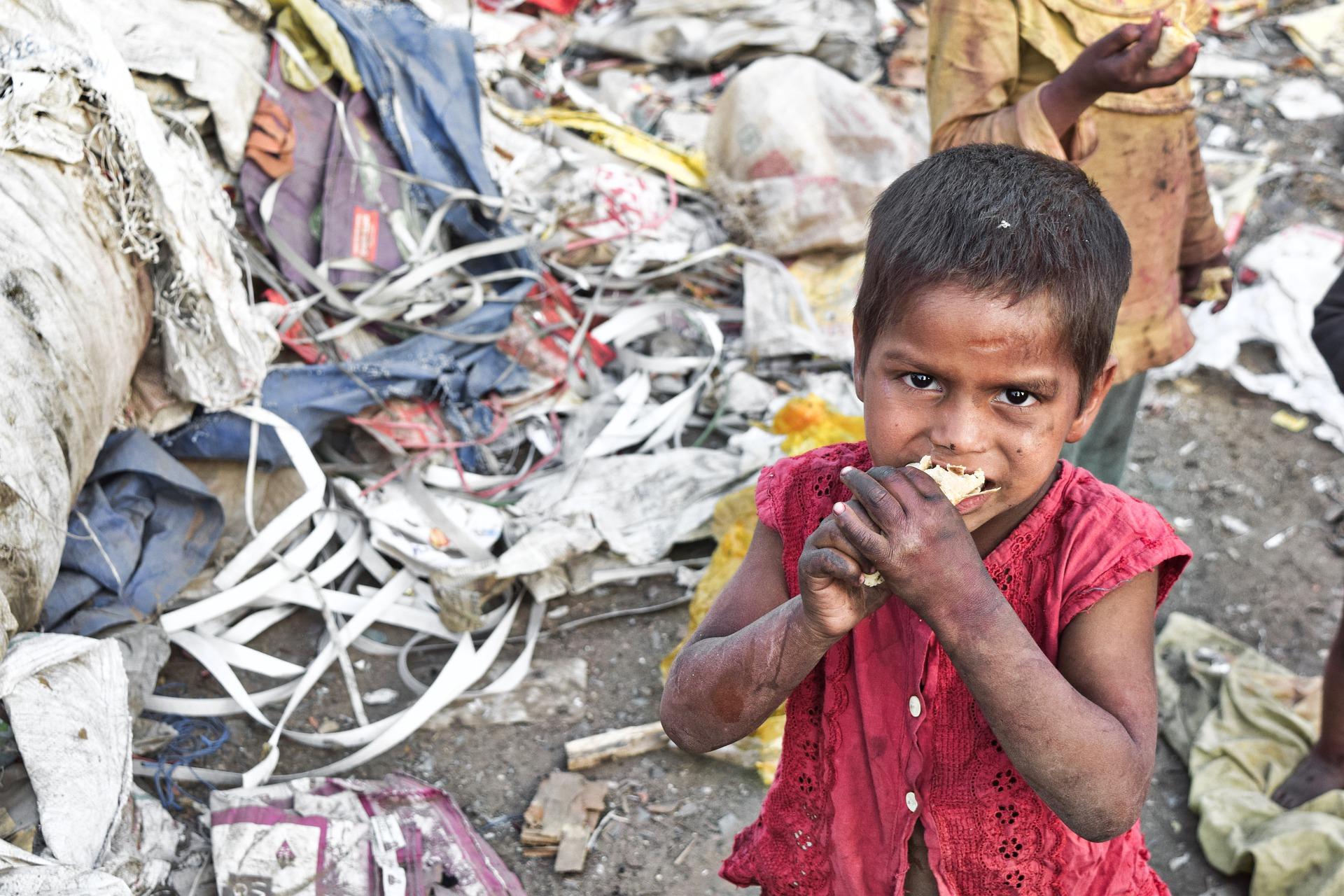 飢餓の原因とは