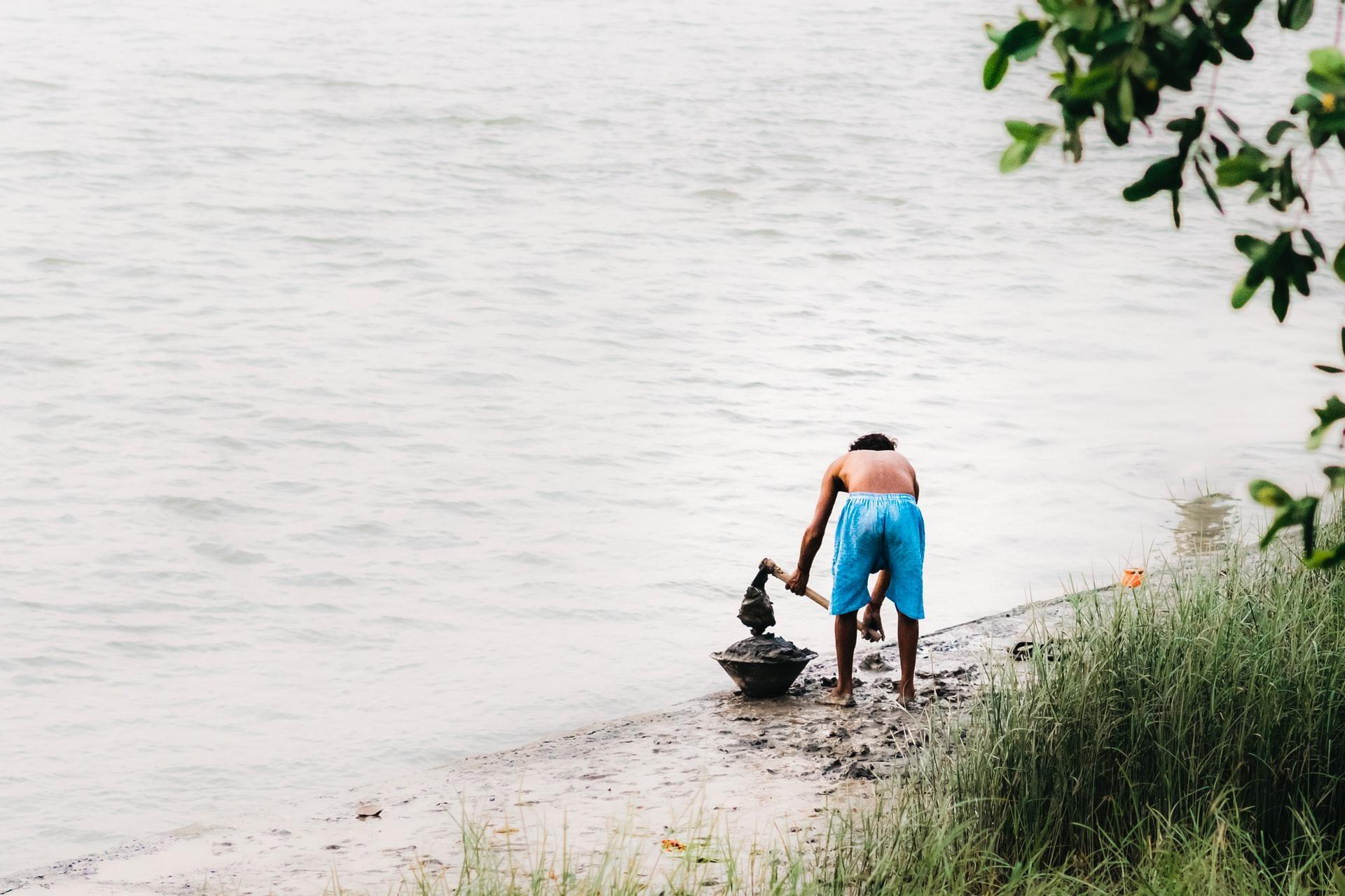 インドの衛生問題は 「下水処理問題」