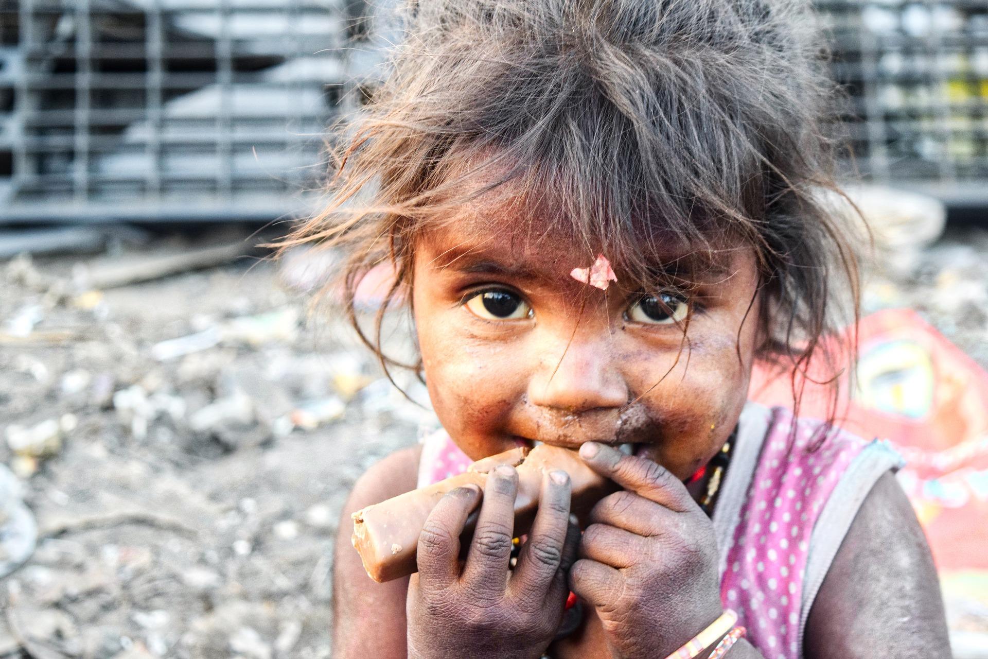 飢餓がもたらす子どもへの影響