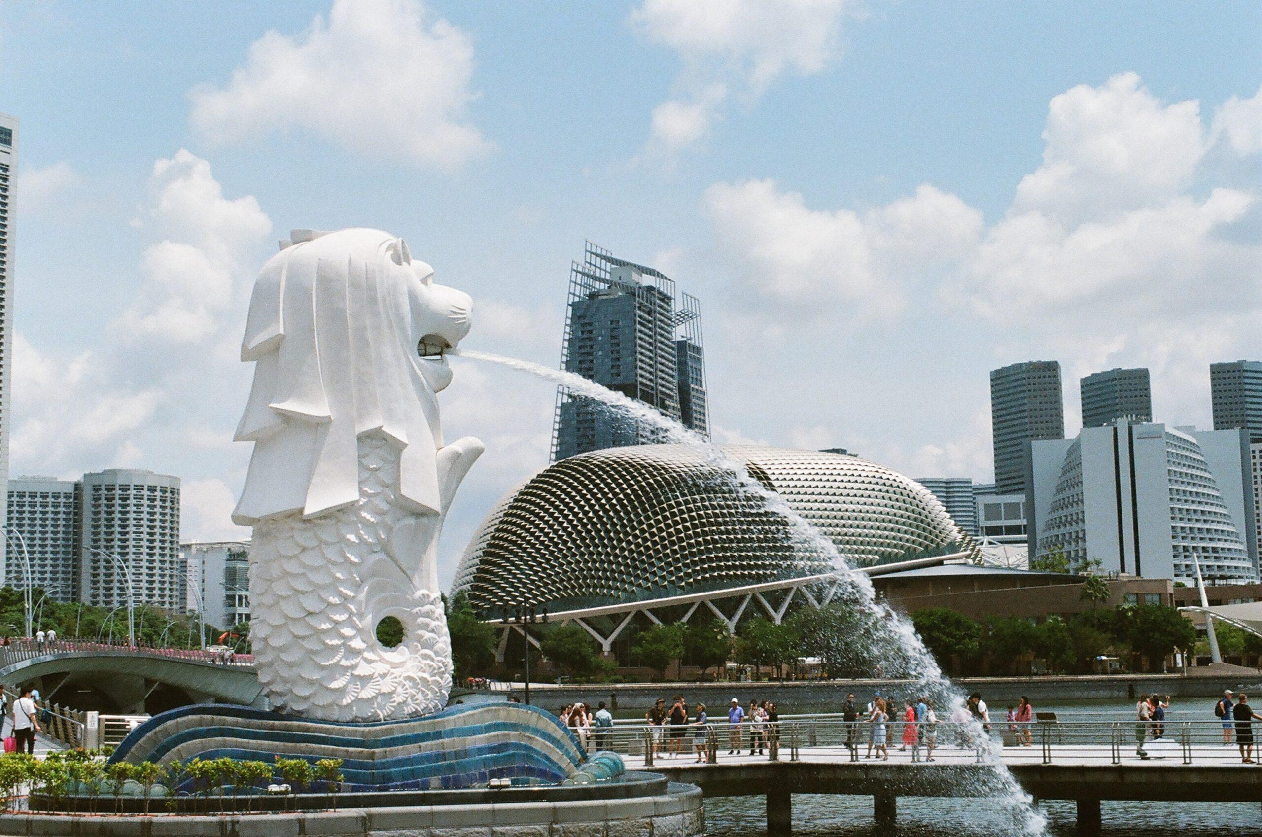 シンガポールがおこなう 水問題解決のための5つの対策