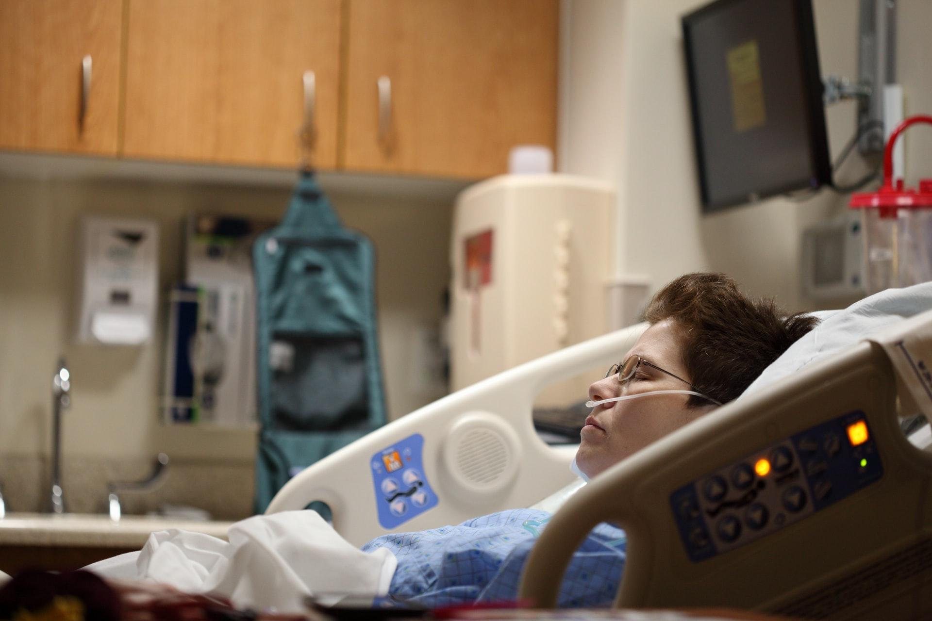 医療用酸素の危機
